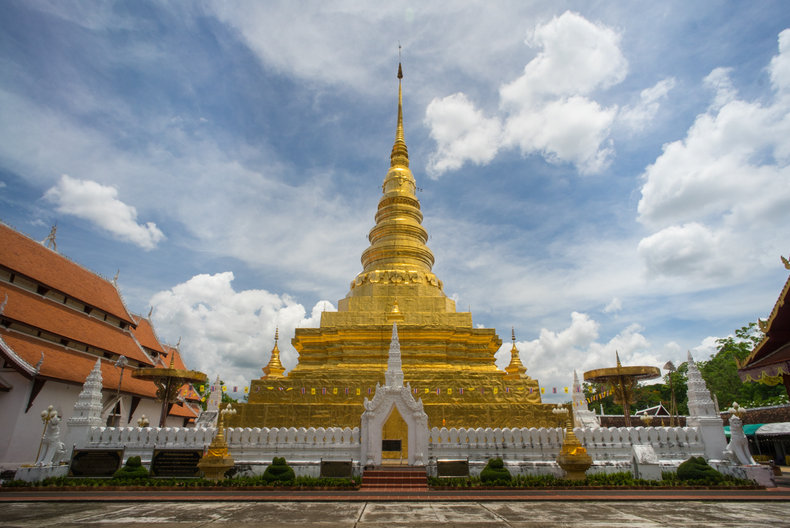 Phra That Chae Haeng Temple
